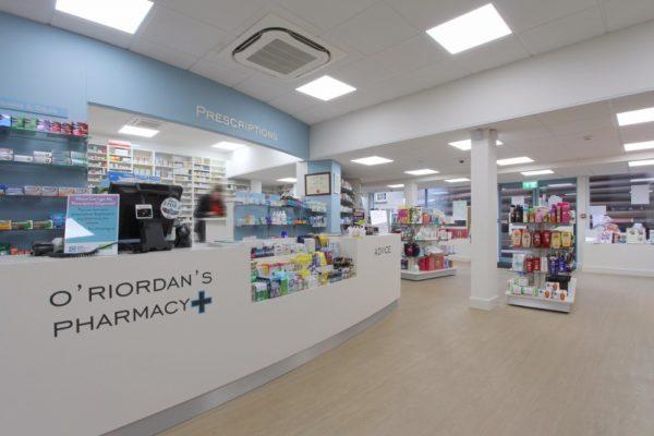 O'Riordan's Pharmacy – Enniskeane