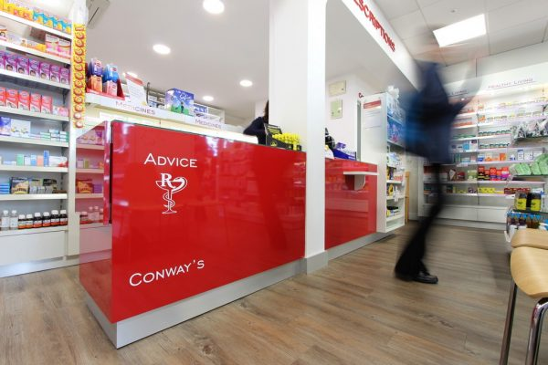 Conway's Pharmacy – Whitehall