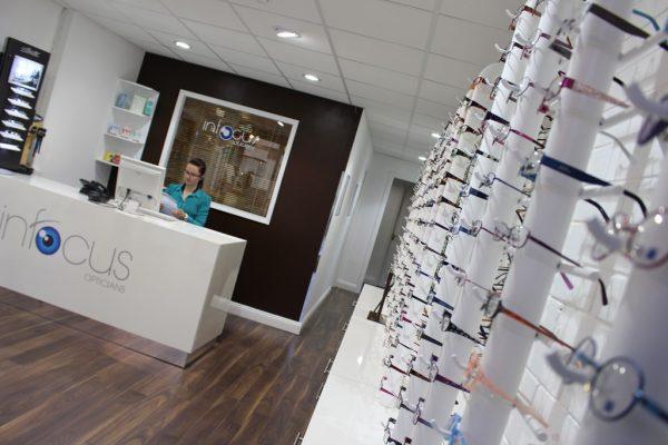 Infocus Opticians – Portlaoise