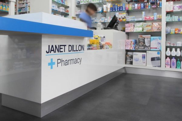 Janet Dillon Pharmacy – Newbridge