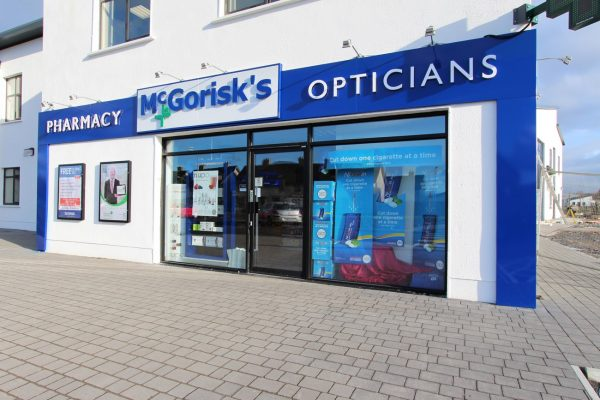 McGorisk's Pharmacy – Athlone
