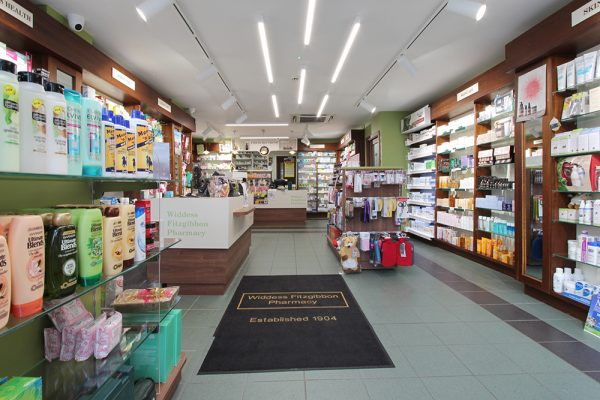Widdess Pharmacy – Limerick