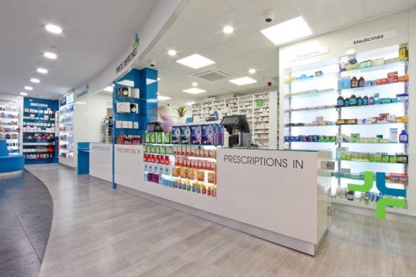 MacAuliffe's Pharmacy – Castlebar