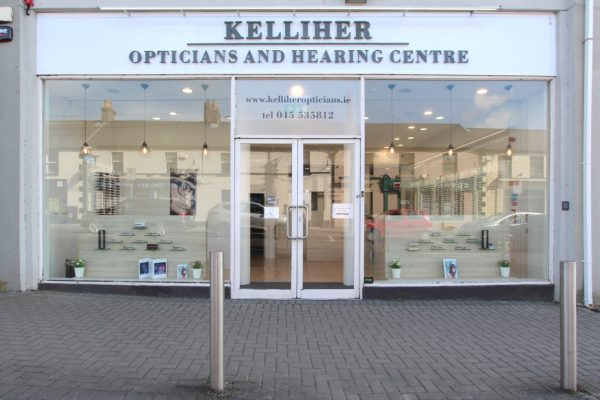 Kelliher's Opticians – Kildare Town