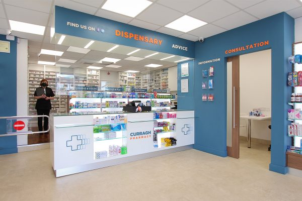 Curragh Pharmacy – Kildare